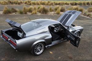 muscle car builders